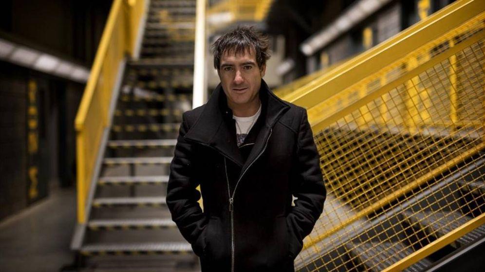 Foto: Alex Pina, creador de 'El embarcadero' para Movistar+.