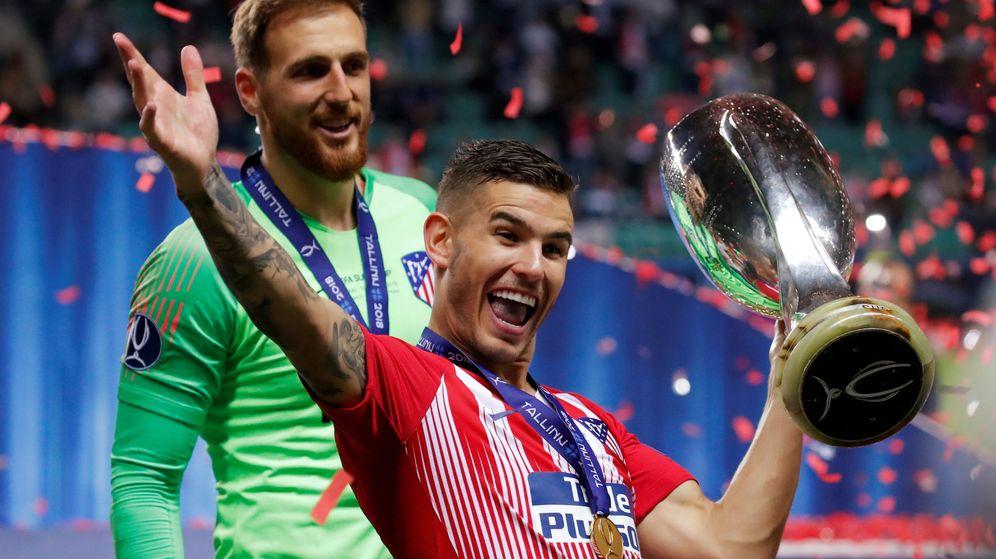 5 jugadores que busca el Bayern Múnich Lucas Hernández