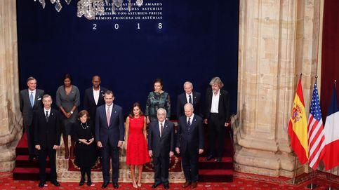 Siga en directo el discurso del Rey en los Premios Princesa de Asturias