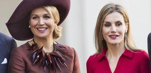 Post de La próxima cita 'secreta' de Letizia, Máxima y Kate Middleton, al descubierto