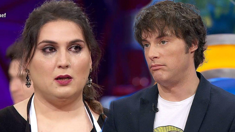 Saray, castigada con delantal negro tras sobrepasar los límites en 'Masterchef': Solo tienes que darte la vuelta y pirarte