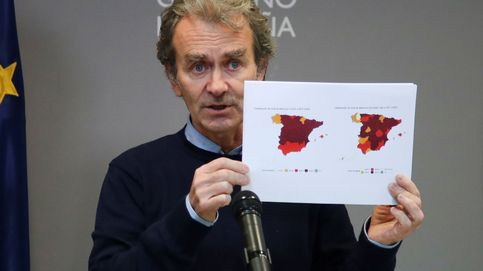 """Simón: """"Prácticamente todo el territorio español sigue estando en situación de riesgo"""""""
