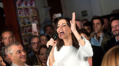Inés Arrimadas pide cesar a Torra y que Cs, PP y PSOE acuerden un nuevo Govern