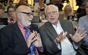 Los físicos españoles defienden su contribución al Nobel de Higgs y Englert
