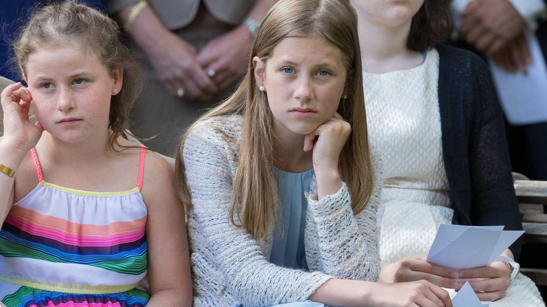 Así son Maud, Leah y Emma: las tres hijas de Marta Luisa de Noruega y Ari Behn