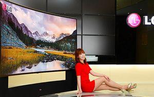 Las televisiones curvas suben el telón: comienza el CES 2014