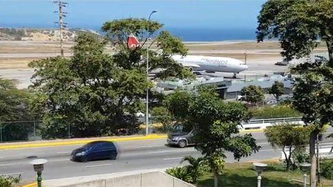Un avión ruso que ha aterrizado en Caracas despierta todas las alarmas
