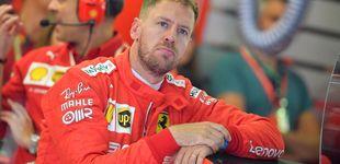 Post de Los vicios del Ferrari y por qué Sebastian Vettel necesita engordar (esta semana)
