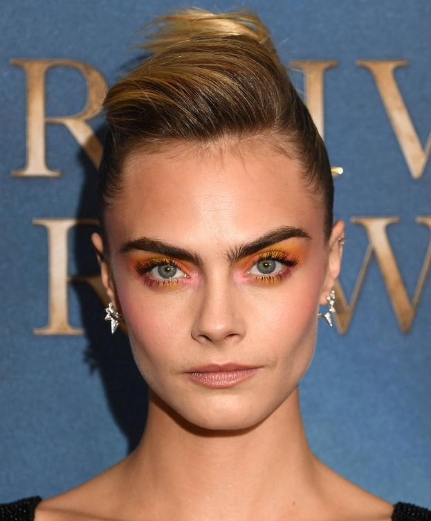Foto: Cara Delevingne. (Getty)