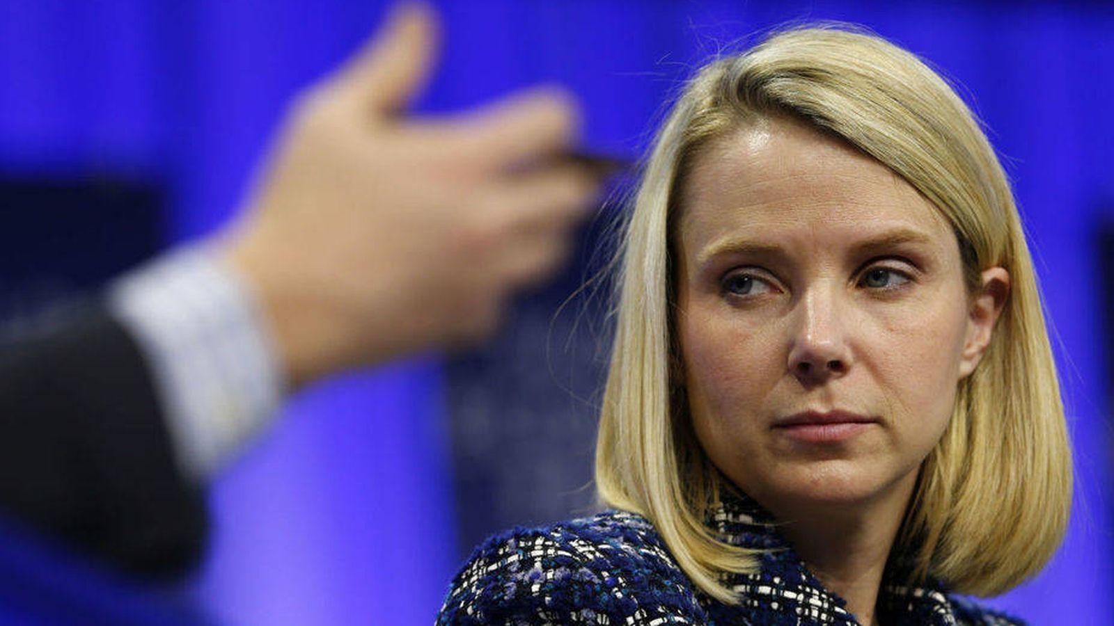 Foto: Marissa Mayer, actual consejera delegada de Yahoo. (Foto: Reuters)