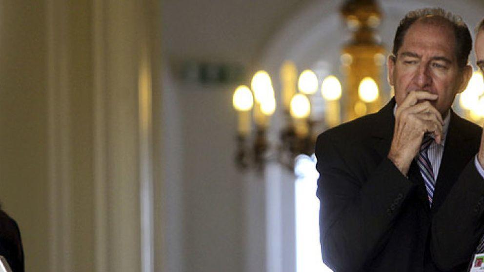 Currin ha cobrado ya 220.000 euros por asesorar en el proceso de paz del País Vasco