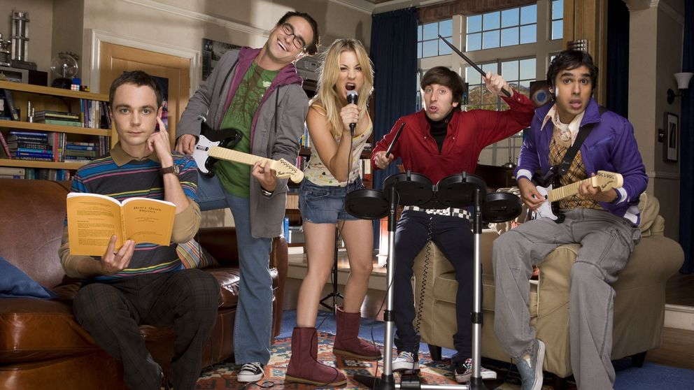 La facultad de ingenieros informáticos de Granada es mejor que la de 'Big Bang Theory'