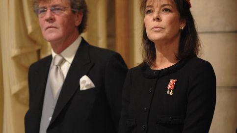 Carolina de Mónaco, muy preocupada por la salud de Ernesto de Hannover