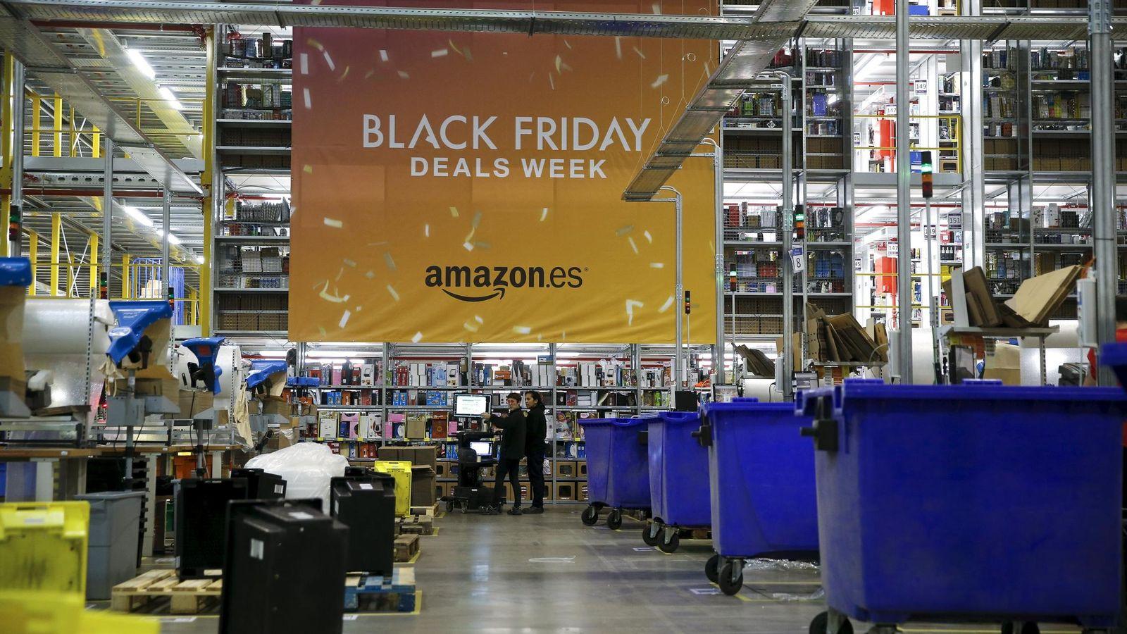 6dc9041c8e84 Amazon se adelanta al Black Friday  estas son sus mejores ofertas antes del  viernes