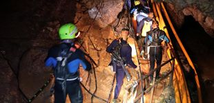Post de ¿Existen otros accesos a la cueva de Tailandia? En busca de alternativas