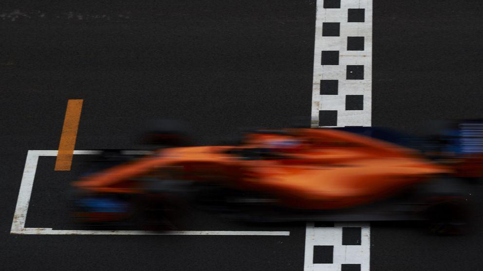 Red Bull, a ocho décimas:  Alonso y McLaren necesitan una carrera 'patas arriba'