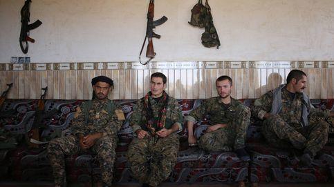 Los dos españoles que se pudren en una cárcel kurda tras luchar contra el ISIS