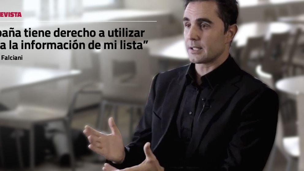 Los españoles de la lista Falciani tenían 1.800 millones opacos