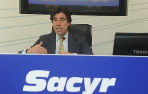 La banca auxilia a Sacyr al 'comerse' 400 millones de Vallehermoso