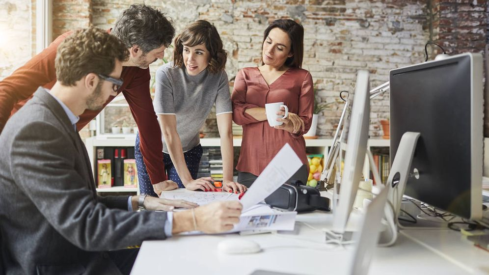 Foto: Durante la crisis, se potenció con eslóganes diversos hacerse 'emprendedor'. (iStock)