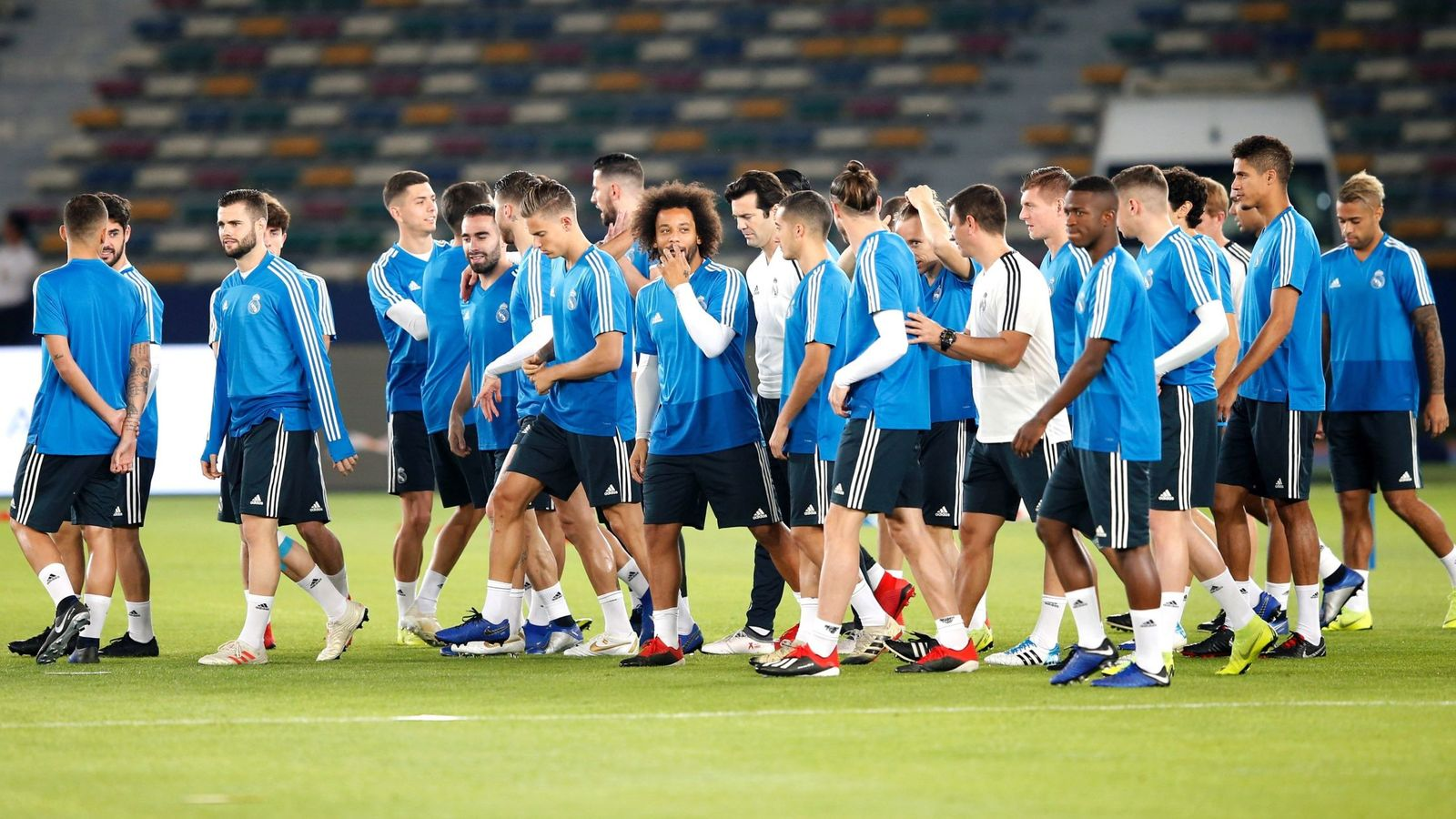 Foto: Fifa mundial de clubes 2018: real madrid