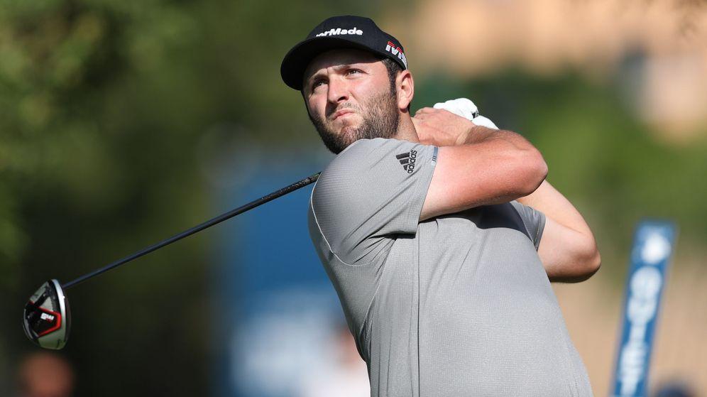 Foto: Jon Rahm estudió y jugó al golf en la Universidad de Arizona State. (EFE)