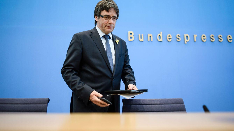 El Tribunal de la UE abre una vía para que España logre la extradición de Puigdemont