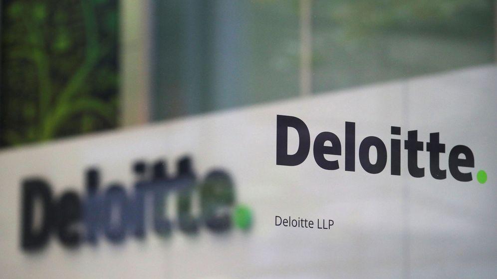 Foto: Oficinas de Deloitte en Londres. (Reuters)