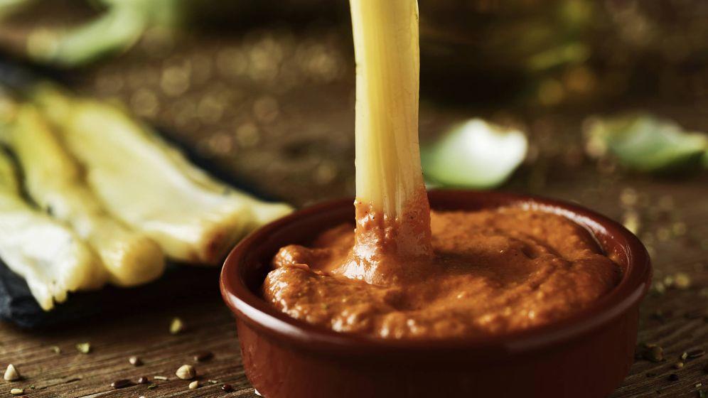 Foto: Con salsa sabe mejor. (iStock)