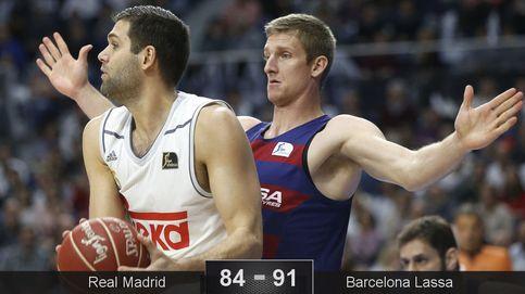 El Barça amarga el fin de año al Madrid infligiéndole una dura derrota en casa