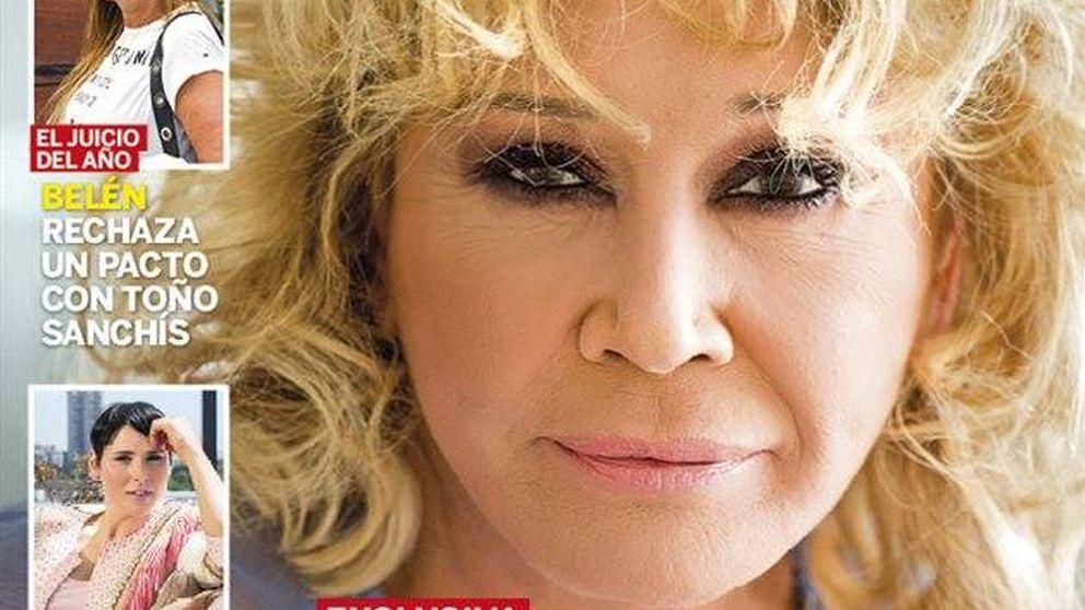 Kiosco rosa: la nueva cara de Mila Ximénez y las deudas de Chelo García Cortés