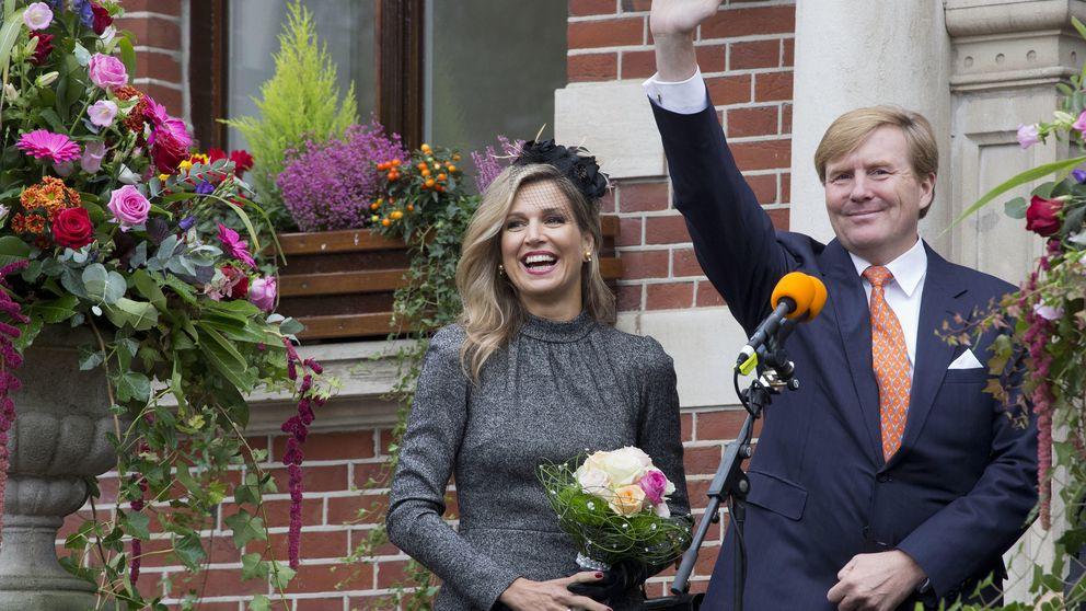A vueltas con las vacaciones de los reyes de Holanda en China