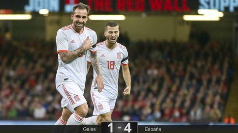La felicidad del goleador Alcácer y la patada en el culo que le dio el Barcelona