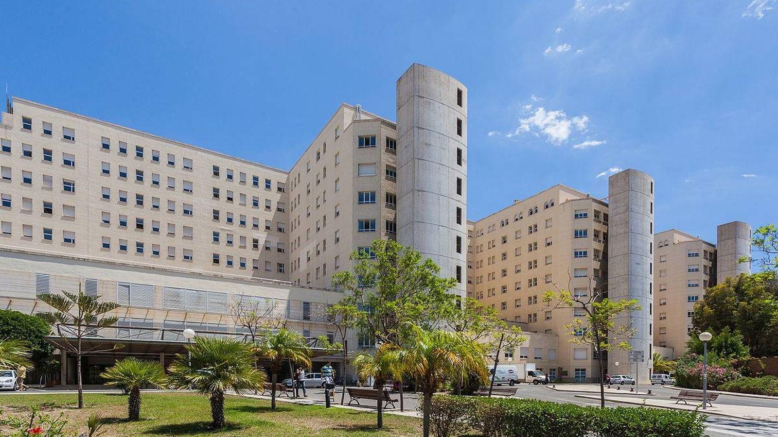 Foto: Vista del Hospital General de Alicante. (CC)