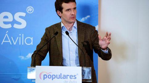 Casado dice que Sánchez tiene ya pactada la autodeterminación de cara al 28-A