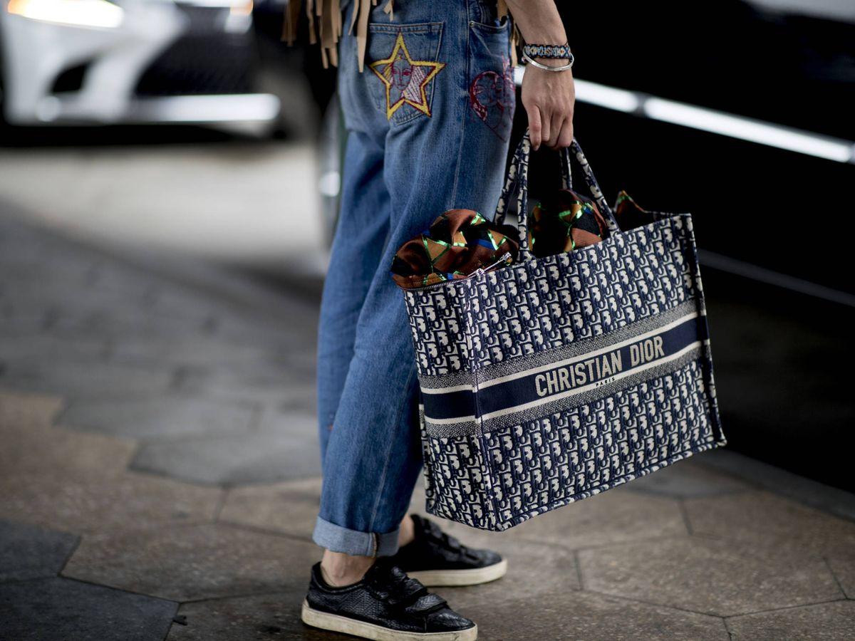 Foto: Olvídate de seleccionar qué vas a llevar en tu bolso, aquí te cabe de todo (Imaxtree)