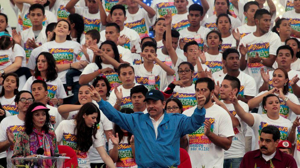 Ortega desactiva a la oposición en el Parlamento de Nicaragua