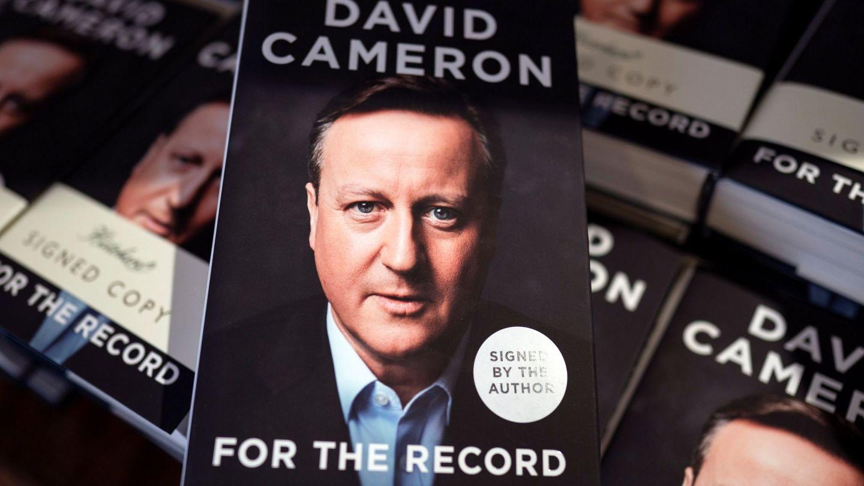Portada del libro 'For the Record'. (EFE)