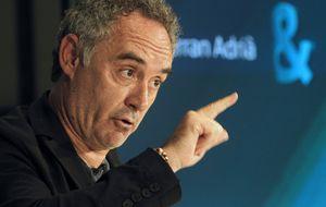 Ferran Adrià: El Bulli vuelve