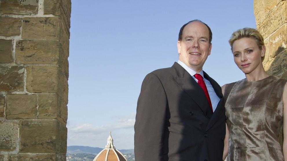 Alberto de Mónaco y Charlène esperan su primer hijo
