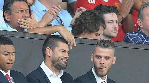 Van Gaal se carga a De Gea y a Valdés para la vuelta de la Liga de Campeones