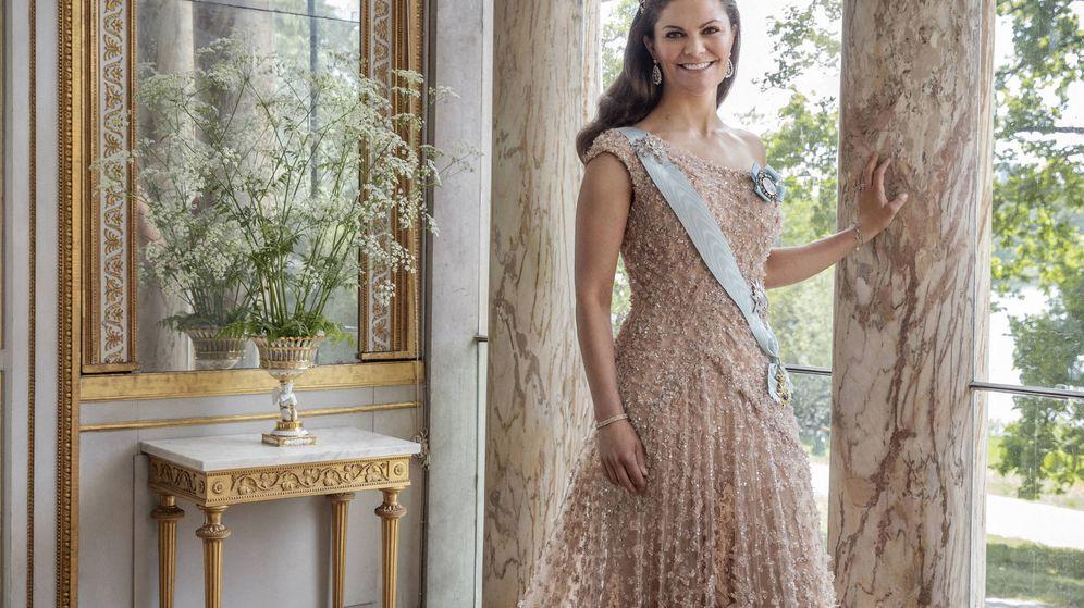 Foto: Victoria de Suecia. (Elisabeth Toll / Casa Real)