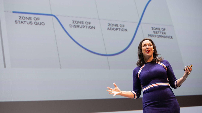 Victoria Roos-Olsson: Un buen líder se interesa por la opinión de sus empleados