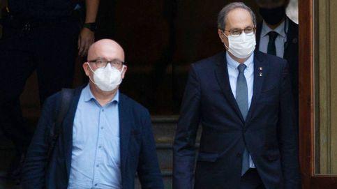 Amor indepe: Gonzalo Boye defiende a Puigdemont y su mujer, Isabel Elbal, a Torra