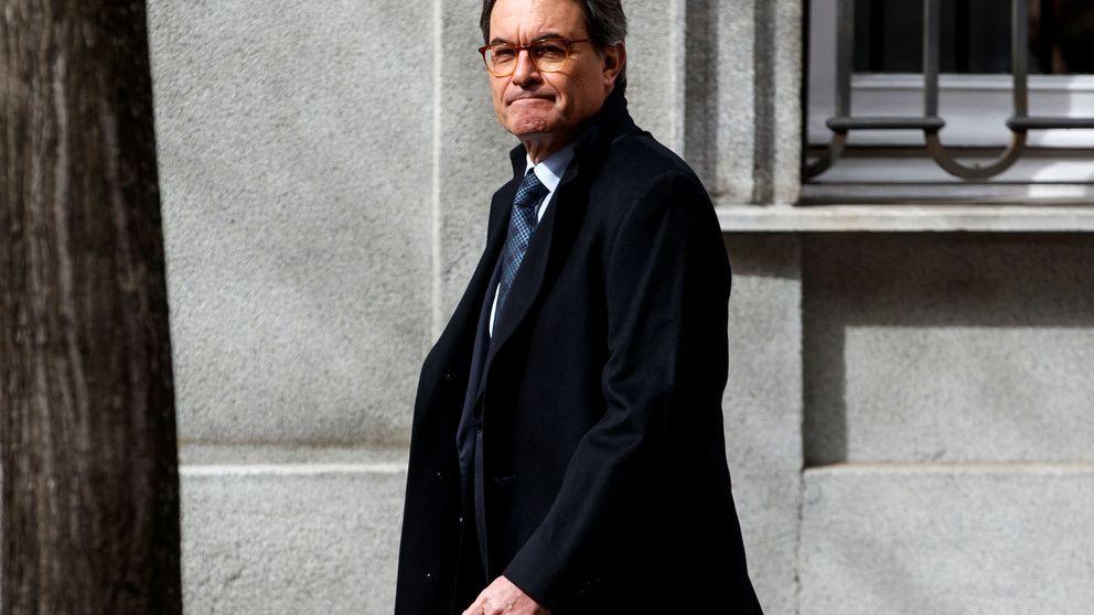 Mas culpa a Puigdemont: Yo siempre busqué un referéndum a la escocesa