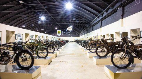 Una pieza única: sale a subasta la Morbidelli de 125 cc que Ángel Nieto montó en 1973