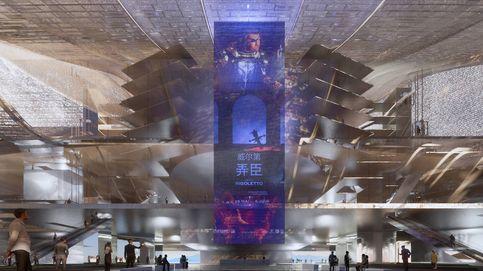 China adelanta a occidente también en arquitectura