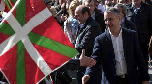 Euskadi se encamina hacia la senda de Cataluña
