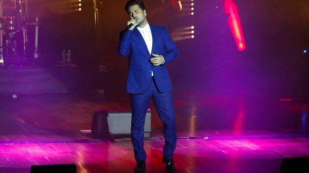 David Bustamante no llena el Auditorio de León en su último concierto