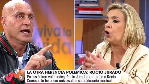 No me faltes al respeto: Matamoros y Carmen Borrego, a la gresca por Rociito